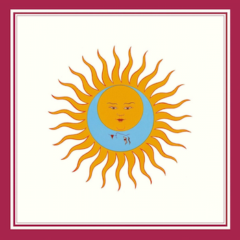 king crimson, larks tongues in aspic