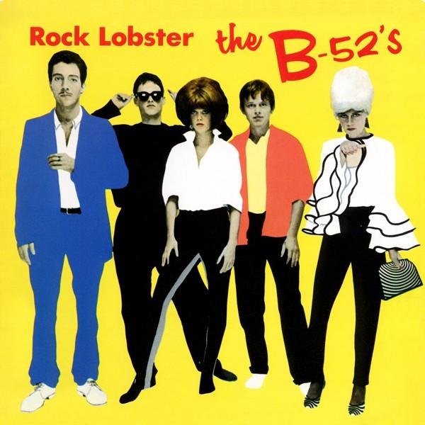 B-52s, rock lobster