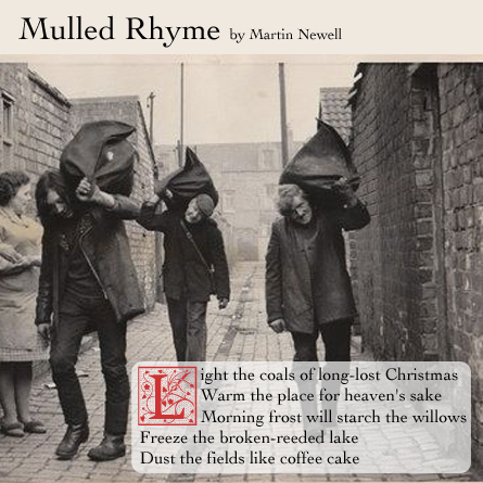 Martin Newell Mulled Rhyme header image