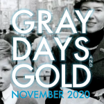 Gray Days and Gold November 2020