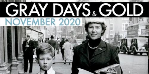 Gray Days and Gold November 2020
