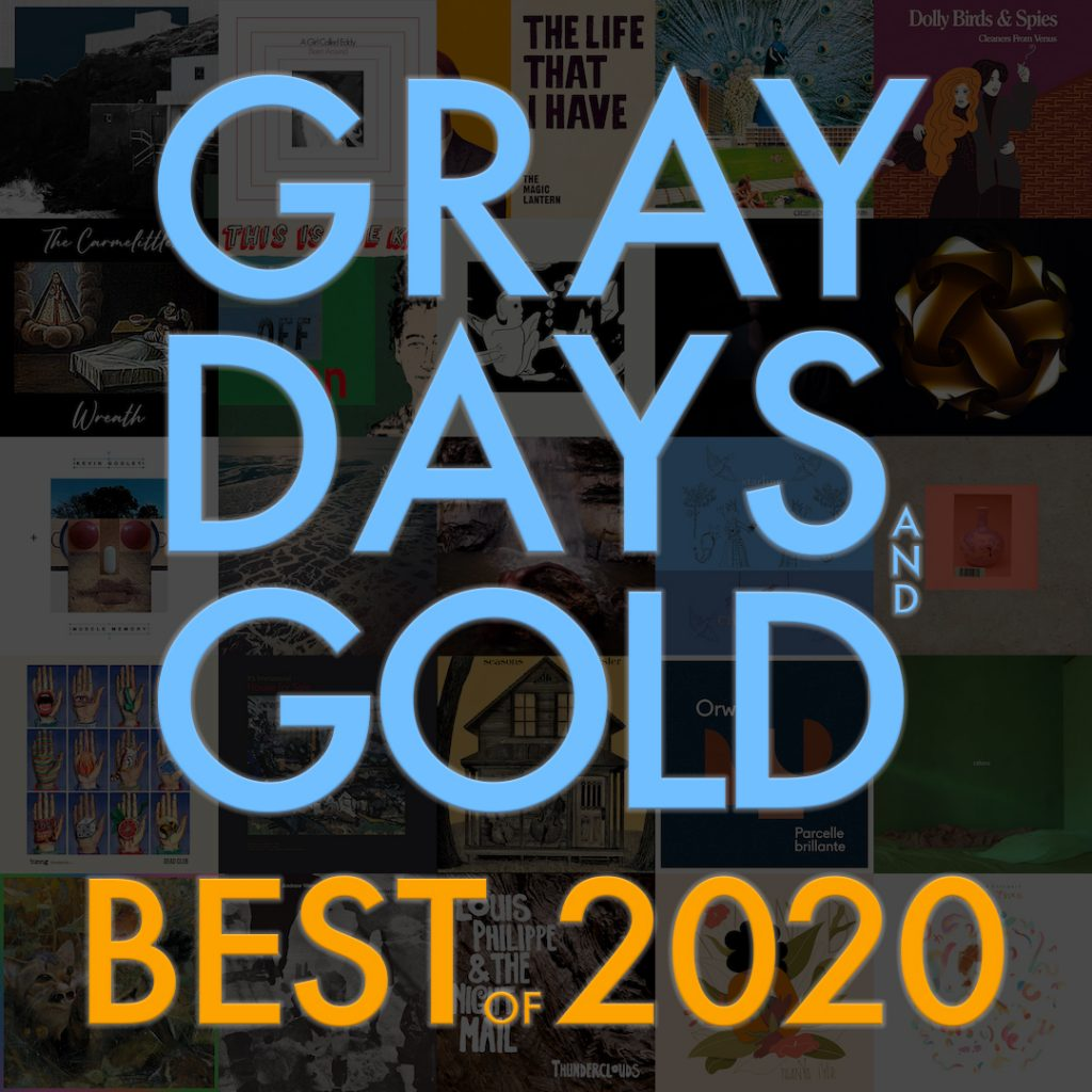 Gray Days and Gold: Best music releases of 2020