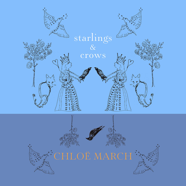 Chloë March: Starlings & Crows